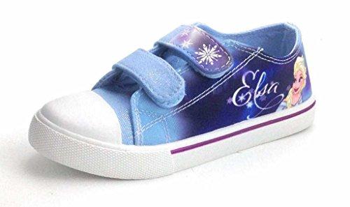 QUICK SCHUH GmbH & Co. KG  1005092, Chaussures de ville à lacets pour garçon Turquoise Printed