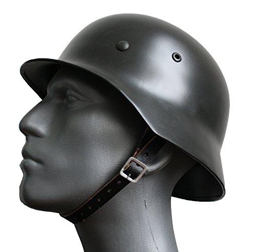 ZIB Deutscher M35 Stahlhelm Wehrmacht, 2.Weltkrieg Repro, Militaria Reenactment