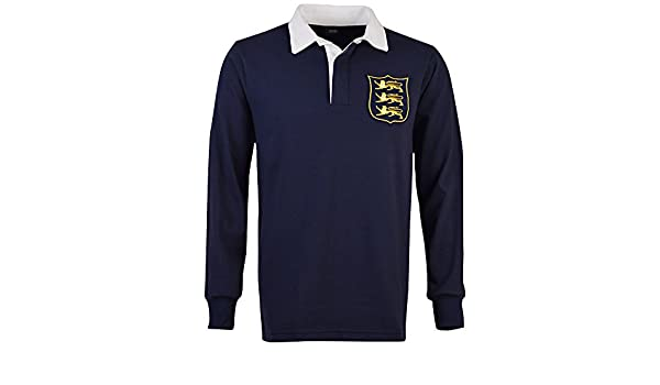 11b6d8bd TOFFS British & Irish Lions 1930s Vintage Rugby Shirt: Amazon.co.uk: Sports  & Outdoors