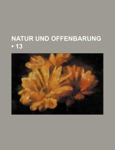 Natur Und Offenbarung (13)