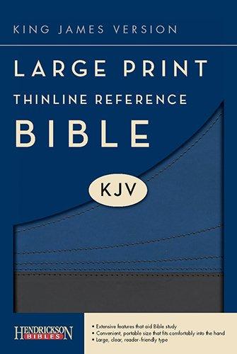 KJV Thinline Reference Bible -
