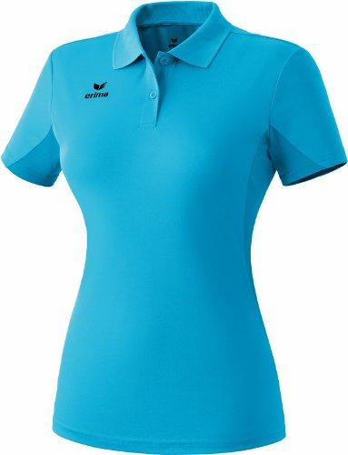 Erima polo fonctionnel pour femme Bleu - Bleu