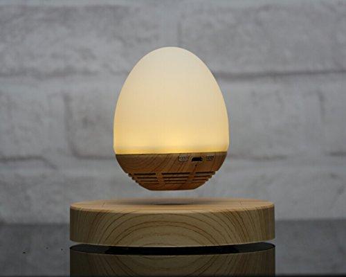 Nova Orb Levitating Altavoz–mente soplado, Mesmerising diseño con sonido de alta calidad–Portátil, flotante Bluetooth sonido nunca falla para impresionar–regalo perfecto