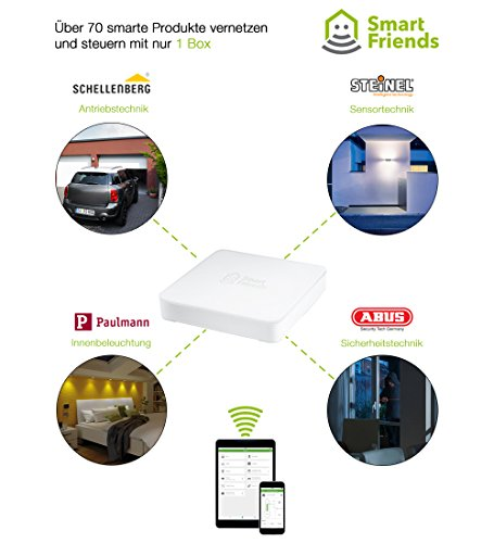 Smart Friends Box – Für Ready For Smart Friends Geräte - 3