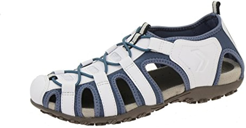 Geox Damen Sandale - Outdoor Sandaletten SAND.STREL - donna sandal strel u