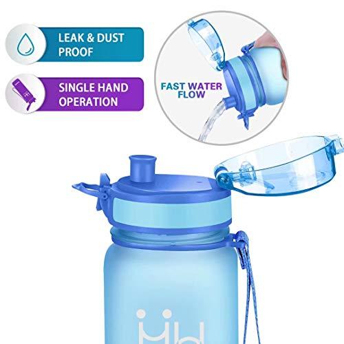 Zoom IMG-3 honeyholly bottiglia d acqua sportiva