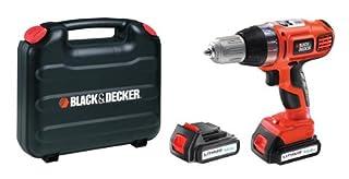 Black + Decker ASL146BK1H Perceuse sans fil Autoselect 14,4 volts Lithium (B00A3MZAHS)   Amazon price tracker / tracking, Amazon price history charts, Amazon price watches, Amazon price drop alerts