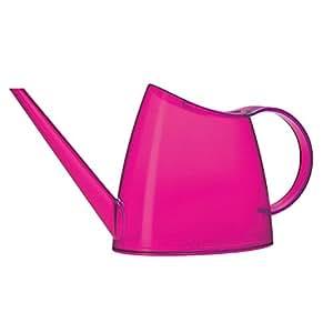 Emsa Fuchsia 504087 Annaffiatoio 1,5 l colore: Rosa trasparente