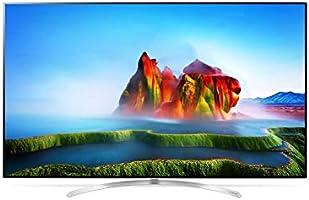 LG 65 Inch 4K Super Ultra HD LED Smart TV With Built-In 4K Receiver- 65SJ800V