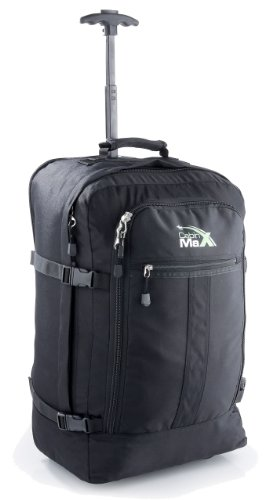 Cabin Max Flight Approved Lightweight Carry on Trolley Backpack Bag