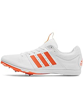 Adidas allroundstar j - Zapatillas deportivaspara niños, Blanco - (FTWBLA/Rojsol/FTWBLA), 33