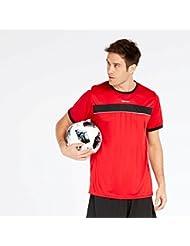 Camiseta Fútbol Dafor Roja (Talla: XL)