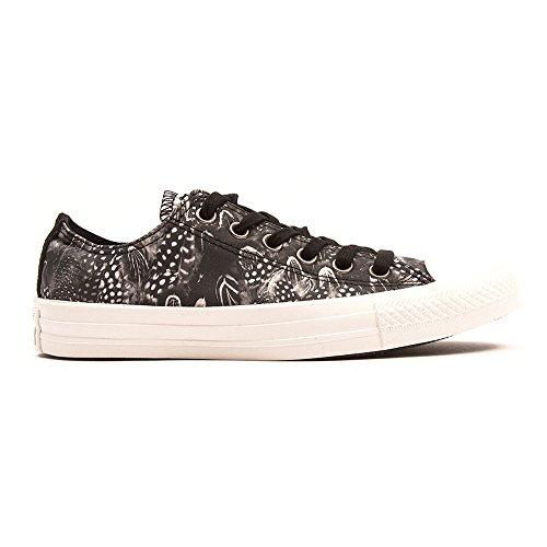 erwachsene Sneaker Unisex weiß Chuck Taylor Schwarz Star Ox Converse All XxFYB0w0q