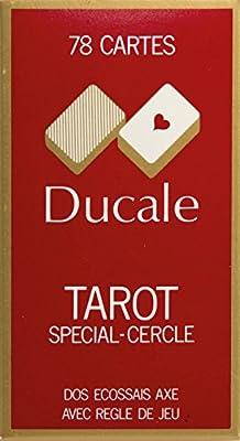 France cartes - 404680 - Jeu de Cartes - Tarot 78 cartes Ducale