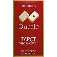 Grimaud France cartes - 404680 - Jeu de Cartes - Tarot 78 cartes Ducale