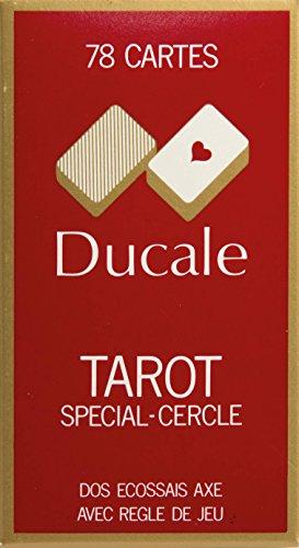 Grimaud France cartes - 404680 - Jeu de Cartes - Tarot 78...