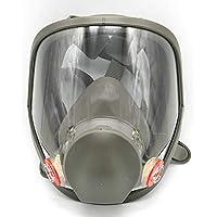 para 6800 Máscara de Gas de Silicona Cara Completa Cara Respirador Pintura Spray