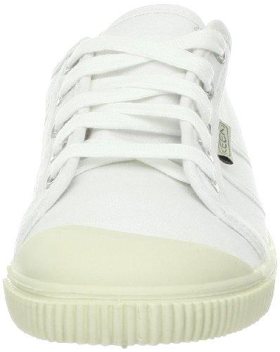 Keen Maderas Lace Damen Schuh Sneaker Freizeit Vegan Weiß Weiß