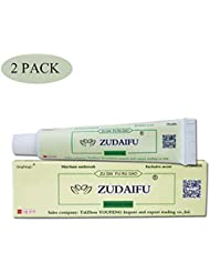 2 Pack Démangeaisons Médecine Chinoise Psoriasis Eczema Crèmes Herbal Skin Cream Antibacterial Antipruritus Ointment Creme PsoriasisCrèmes