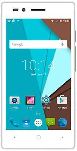 Siswoo ChocolateA4+ Smartphone (Android 5.0) weiß -