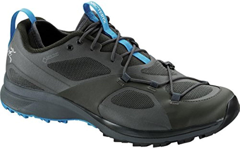 ARC´Teryx Norvan Vt Gore-Tex, Shoe Men's (8 UK 42 EUR, Titan/Aquamarine)