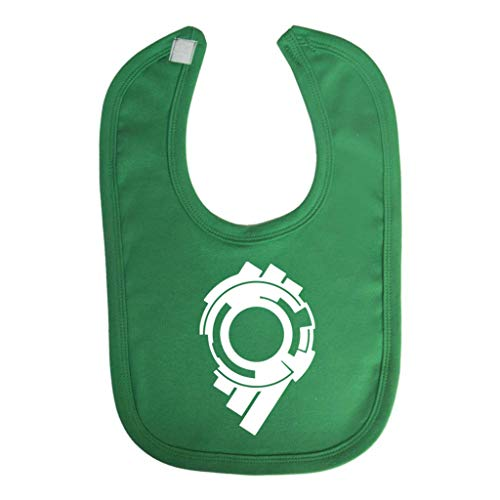 Ghost In The Shell Section 9 Logo Baby And Toddler Bib (Puppet Master Kostüm)
