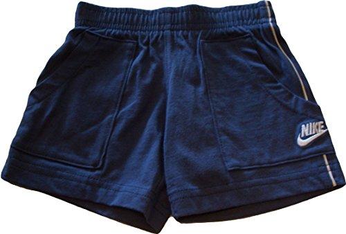 Nike Baby Short. Kurze Hose. Blau. 100% Baumwolle. Infants Baby 3-6 Monate 62-68 cm