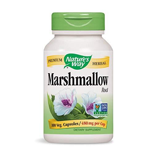 Nature's Way Organic Marshmallow Root (100 Capsules)
