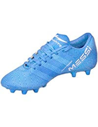 51730f75795e Trady Ultimate Messi Men s Blue Sport Football Shoes   Studs Shoes Size for  Boys   Man