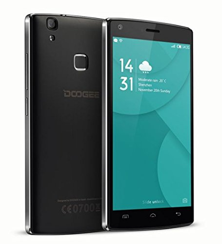 DOOGEE X5 MAX PRO - Smartphone - Display 5,0' (Quad-Core, 2GB di RAM,...