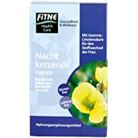Fitne Nachtkerzenöl Kapseln , 60 Stück preisvergleich bei billige-tabletten.eu