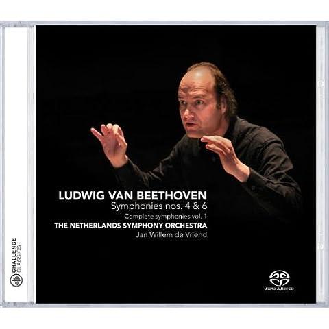 Beethoven, Ludwig Van : Symphonies 4 & 6 (Vol.1)