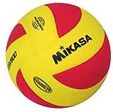 Mikasa, Pallone da pallavolo Vsv 800, Rosso (rot / gelb)
