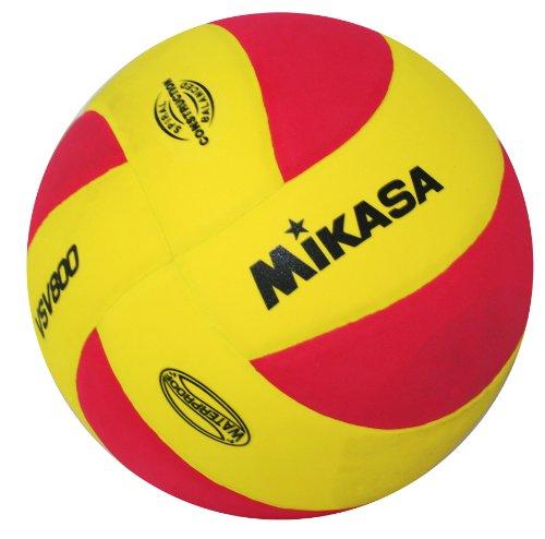 Mikasa Volleyball VSV 800, rot / gelb, 1169
