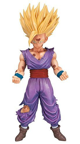 Banpresto Dragon Ball Z 7.9 SS Son Gohan Master Stars Piece The Son Gohan Figure (Special Color Version) by Banpresto