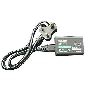 OSTENT UK Stecker AC Ladegerät Adapter USB Ladekabel Kabel kompatibel für Sony PS Vita PSV