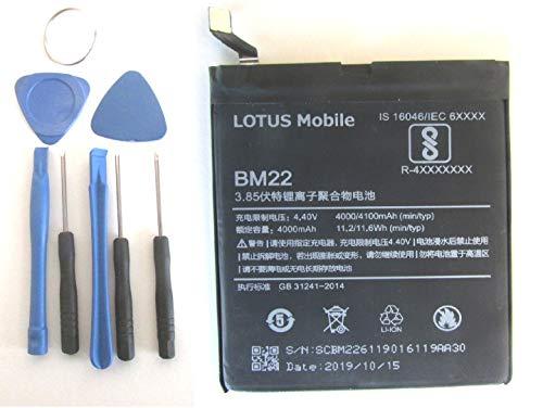 LOTUS Mobile ® Batería BM22 4000 mAh XIAOMI