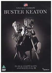 Buster Keaton in Our Hospitality/Sherlock Jr [DVD]