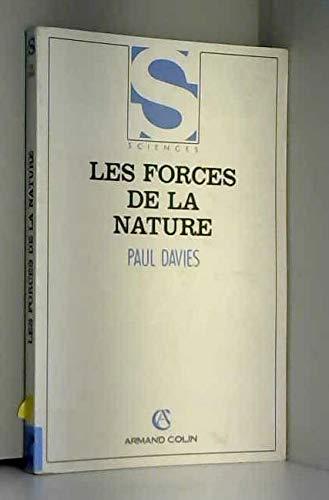 Les forces de la nature par Paul Davies