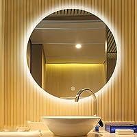 Specchi Decorati Per Bagno.Bagno Specchi Decorazioni Per Interni Casa E Cucina Amazon It