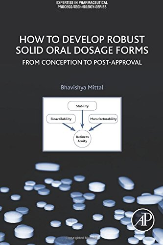 How to Develop Robust Solid Oral Dosage Forms: From Conception to Post-Approval