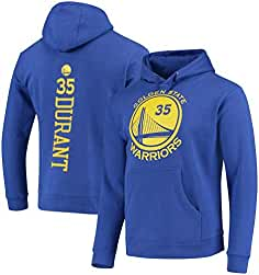 Golden State Warrior Durant Basketball Loose, chaqueta deportiva transpirable, manga larga, capucha de