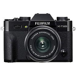 Fujifilm X-T20 + XC15-45mm Appareil Numérique Noir/Argent
