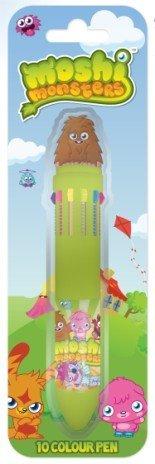 Image of Moshi Monsters Ten Colour Pen