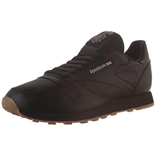 Reebok Men's Classic Leather Fashion Sneaker, 0