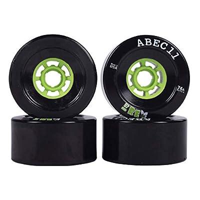 ABEC 11 Longboardrollen Reflex Flywheels 97mm