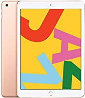"""Apple iPad 10.2"""" (2019 - 7th Gen), Wi-Fi, 32GB, Gold [With Facetime]"""
