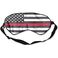 Comfortable Sleep Eyes Masks Red Line Flag Pattern Sleeping Mask For Travelling, Night Noon Nap, Mediation Or... preisvergleich bei billige-tabletten.eu