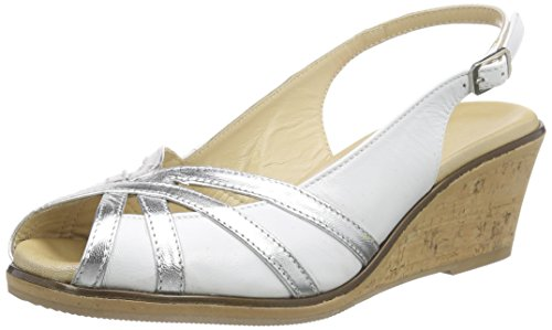 Hans Herrmann Collection Hhc, Sabots Femme blanc (bianco - 21)