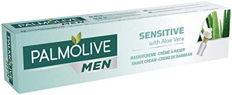 Palmolive Men Sensitive scheercrème, 100 ml